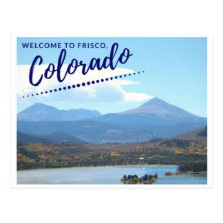 Frisco Colorado Postkarte