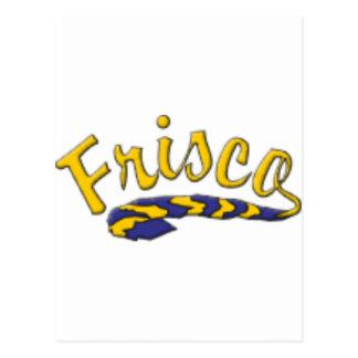 Frisco Highschool Schwanz Postkarte