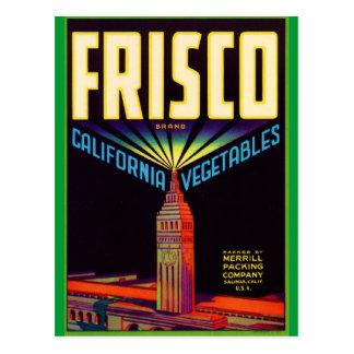 Frisco Postkarte