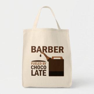 Friseur-Geschenk (lustig) Einkaufstasche