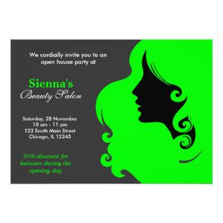 Friseur Limon Einladungskarten