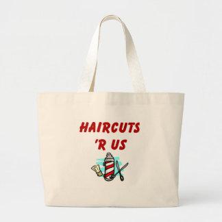 Friseur-Taschen-Tasche Jumbo Stoffbeutel