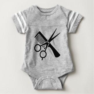 Friseursalon Baby Strampler