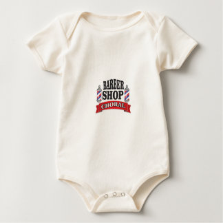 Friseursalon Choral Baby Strampler