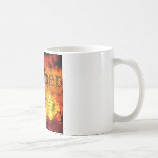 Friseursalon Kaffeetasse