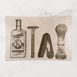 Friseursalon-Utensilien-Spitze-Behälter Dekoschale