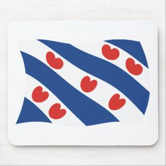 Frisians Flagge Mousepad