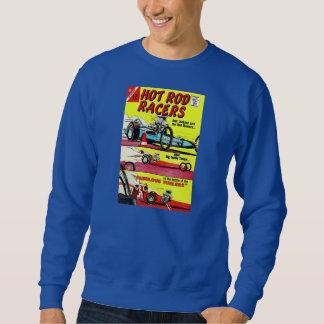 Frisiertes Autoracers-Comic Fuelies Sweatshirt