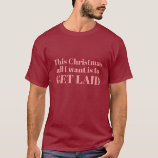 Frisky Weihnachtswunsch-Shirts u. -jacken T-Shirt
