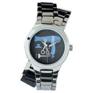 Frisurwerkzeuge Armbanduhr