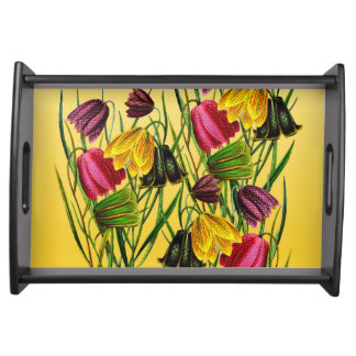 Fritillaria-Blumen Tablett