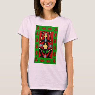 Frog Geometric T-Shirt