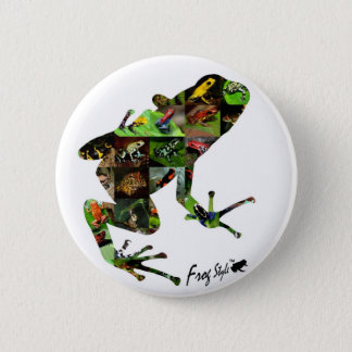 FROG STYLE RUNDER BUTTON 5,1 CM