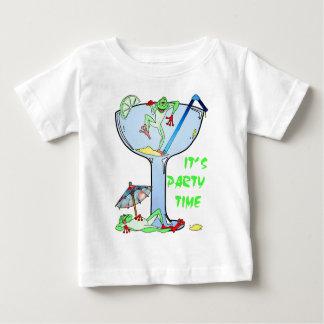 Frogarita Baby T-shirt