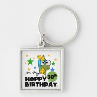 Froggie hopfenreicher 30. Geburtstag Schlüsselanhänger
