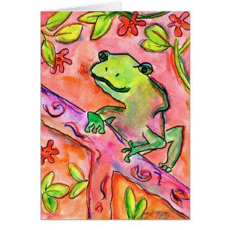 Froggy durch Brett Wanderer, Alter 14 Karte