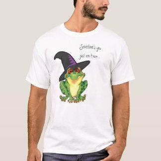 Froggy-Hexe-T - Shirt