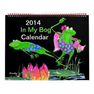 Froggykalender 2014 kalender