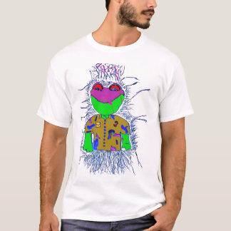 Frogshirtpinktxt T-Shirt