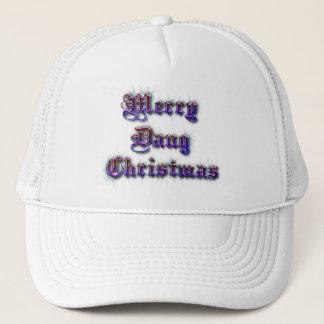 Frohe Dang Weihnachten Truckerkappe