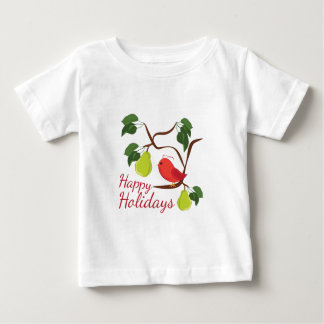 Frohe Feiertage Baby T-shirt