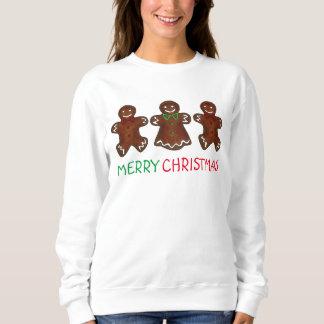 Frohe Sweatshirt