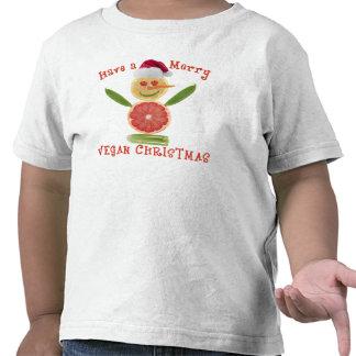 Frohe vegane Weihnachten T Shirt