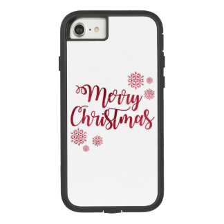 Frohe Weihnacht-Apple iPhone 8/7, starker Case-Mate Tough Extreme iPhone 8/7 Hülle