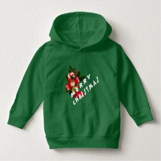 Frohe Weihnacht-Elf Hoodie