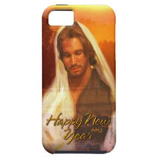 Frohe Weihnacht-Jesus-Speck-Kasten iPhone 5 Hüllen
