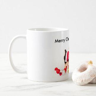 Frohe Weihnacht-Kaffee-Tasse Yorks Kaffeetasse