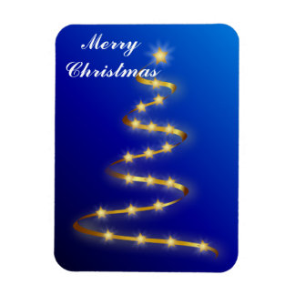 Frohe Weihnacht-Magnet