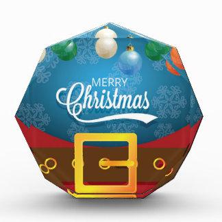 Frohe Weihnacht-Sankt-Anzug Auszeichnung