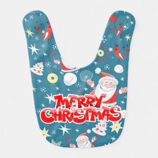 Frohe Weihnacht-Sankt-Liebe Lätzchen