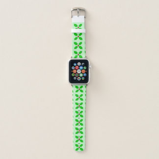 Frohe Weihnacht-Stechpalme Apple Watch Armband