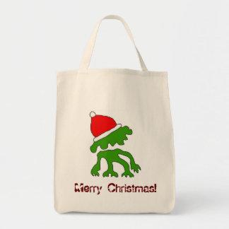 Frohe Weihnacht-Tasche! Tragetasche