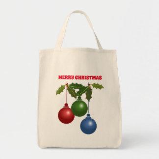 Frohe Weihnacht-Taschen-Tasche Tragetasche