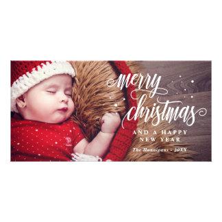 Frohe Weihnacht-u. guten Rutsch ins Neue Karte