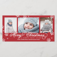 Frohe Weihnacht-und guten Rutsch ins Neue
