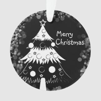 Frohe Weihnacht-Verzierung Ornament
