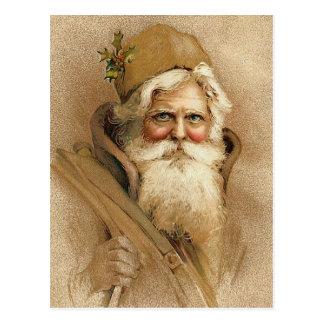"""""""Frohe Weihnacht-"""" Vintages Weihnachten Postkarte"""
