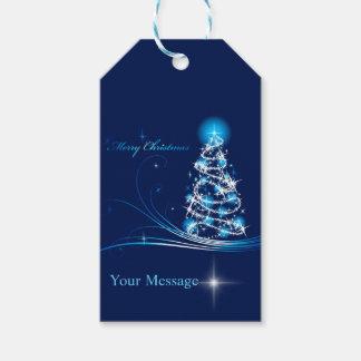Frohe Weihnachten 10 Geschenkanhänger