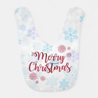 Frohe Weihnachten 2 Babylätzchen
