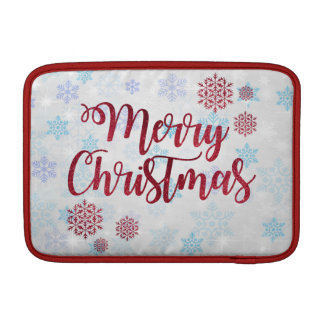 Frohe Weihnachten 2 MacBook Air Sleeve