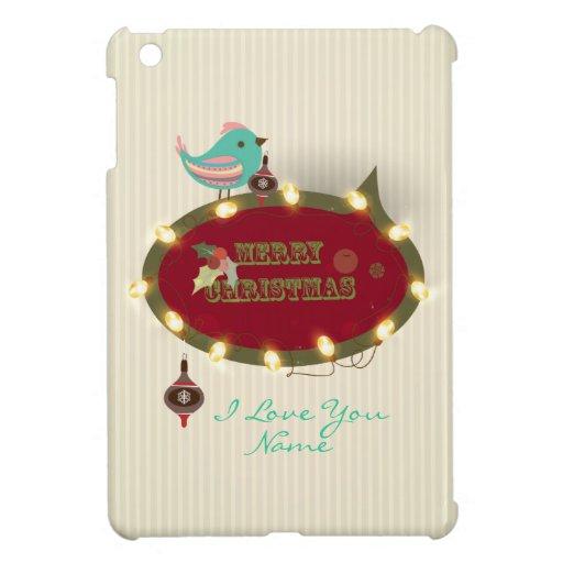 Frohe Weihnachten 73 iPad Minifall Schutzhülle Fürs iPad Mini