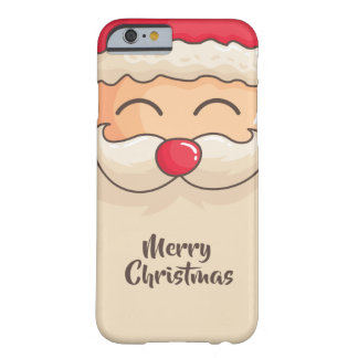Frohe Weihnachten Barely There iPhone 6 Hülle