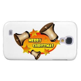 Frohe Weihnachten Bell Galaxy S4 Hülle