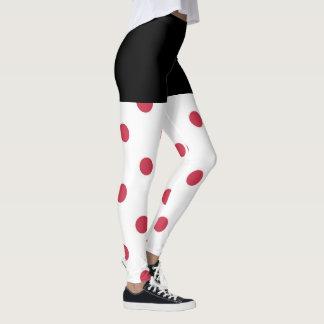 Frohe Weihnachten coole Designermädchengamaschen Leggings