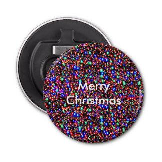 Frohe Weihnachten Customize redigieren Text Flaschenöffner