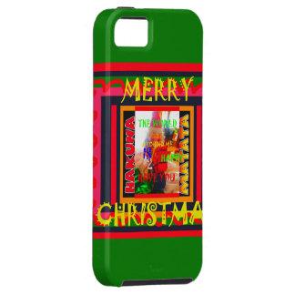 Frohe Weihnachten die Welt um mich sind zu ha Schutzhülle Fürs iPhone 5